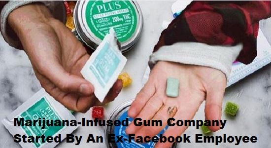 Marijuana-Infused Gum