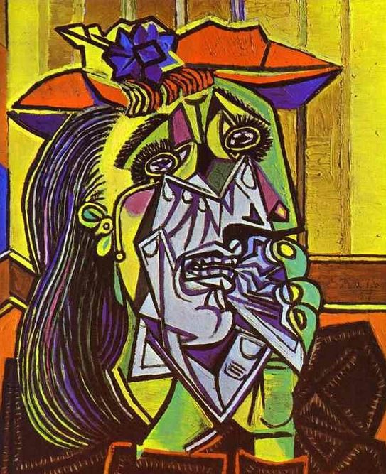 Pablo Picasso Paintings Wallpapers