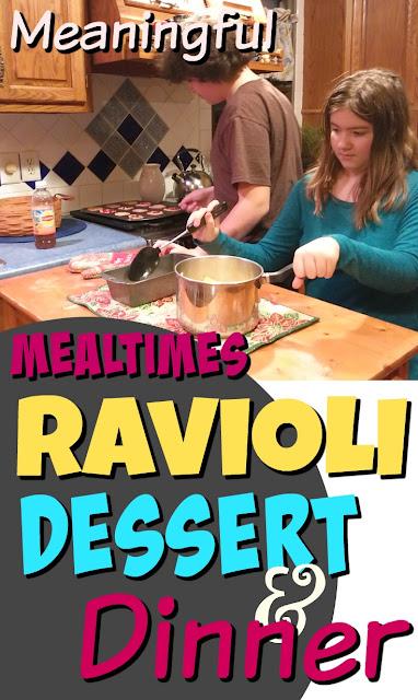 Ravioli Dessert Recipe Reinvented