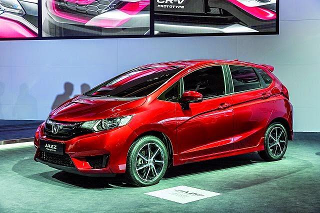 Yeni Honda 2015'te yollara çıkacak..