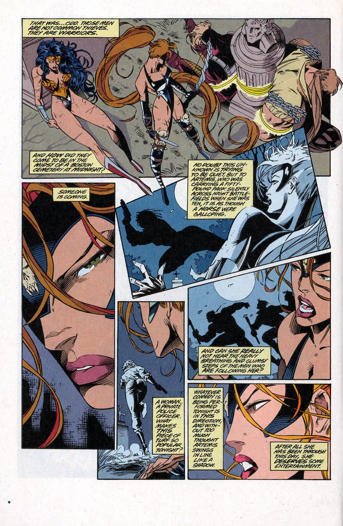 Read online Artemis: Requiem comic -  Issue #2 - 6