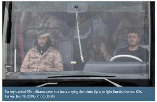 Turquía continuará la operación en Afrín