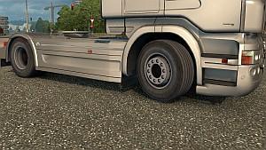 New wheels 1.18