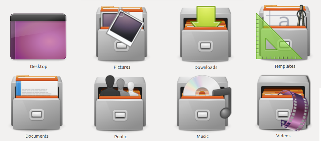 The 'My-Humanity' Icon Theme (v0 9) Updated With New Icons