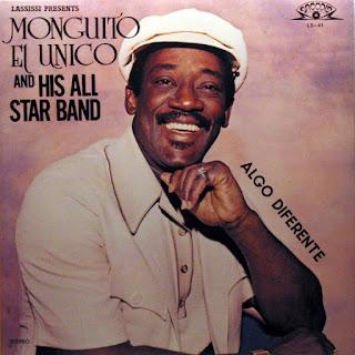ALGO DIFERENTE - MONGUITO EL UNICO (1980)
