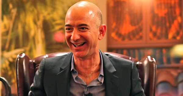 Jeff Bezos, founder of Amazon and Day One Fund For Low Income Families
