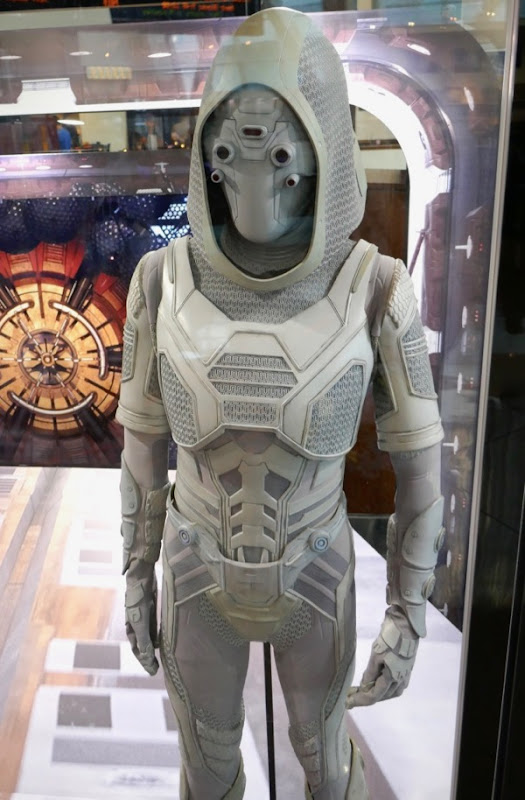 Ghost movie costume Ant-Man and Wasp