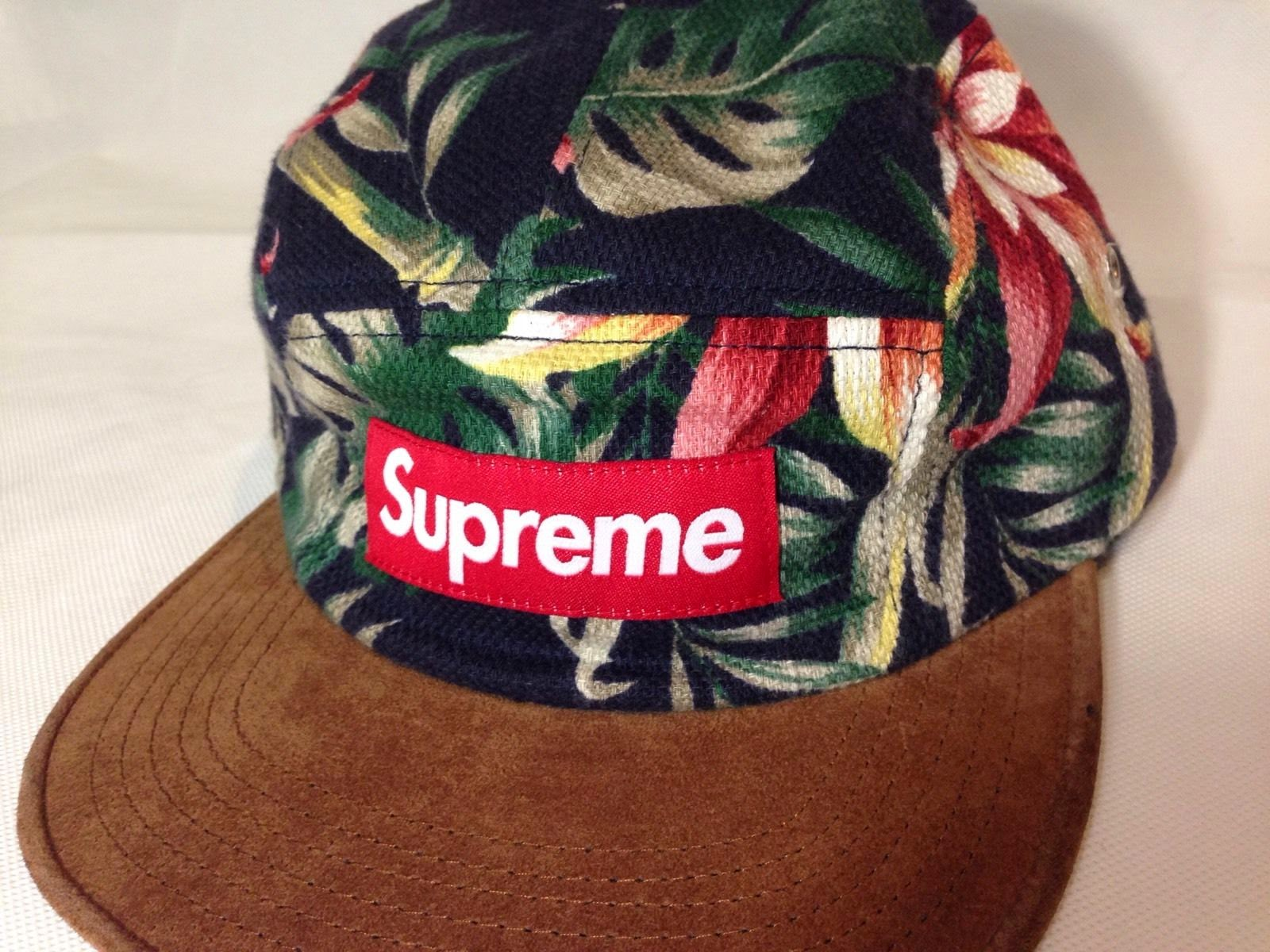 Street Knowledge   How to tell if your Supreme hat is FAKE! b5046b044