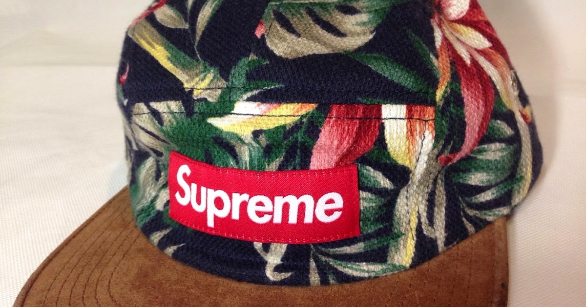 da1ce0c0a1b8e Street Knowledge   How to tell if your Supreme hat is FAKE!