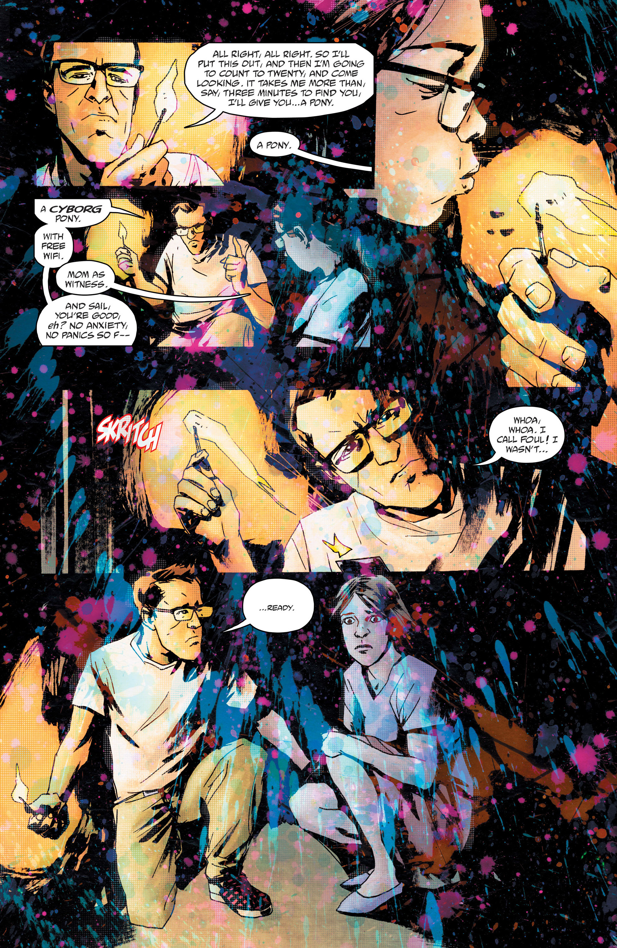 Read online Wytches comic -  Issue #3 - 5