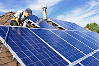 Rooftop solar poses a major challenge for utilities, which are used to sending electricity in one direction from power plants to homes. (Credit: Shutterstock) Click to Enlarge.