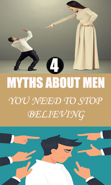Myths About Men You Need To Stop Believing