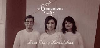 Lirik Lagu Saat Yang Kurindukan - D'Cinnamons