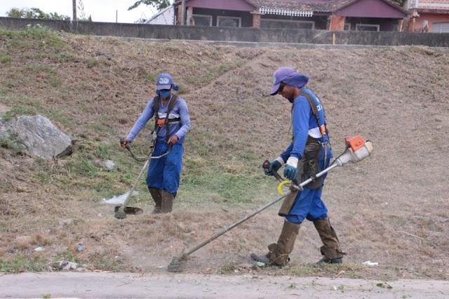 Prefeitura de Gravatá intensifica limpeza urbana em todo município