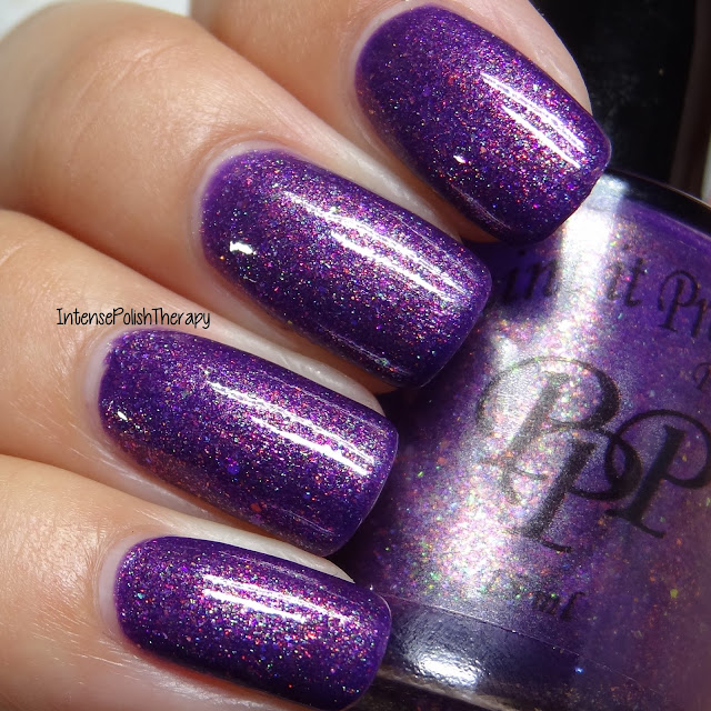 Paint It Pretty Polish - Better Not Pout