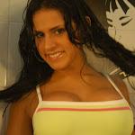 Selena Spice Green Lycra Foto 25