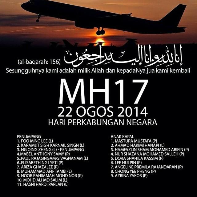 #MalaysiaBerkabung