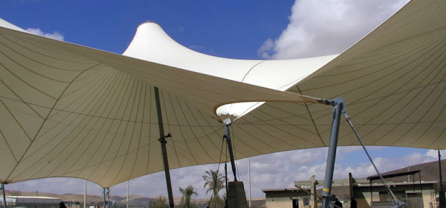 membrane tenda canopy mewah