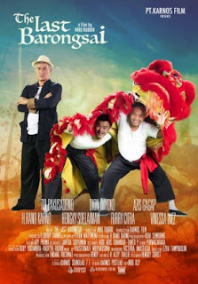 Sinopsis Film THE LAST BARONGSAI (2016)