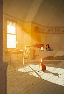 kedi, güneş, pencere, blogger