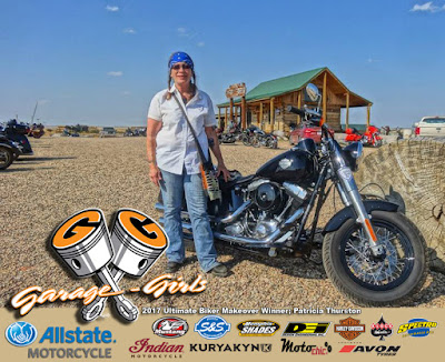 Garage-Girls 2017 Ultimate Biker Makeover Winner Announced