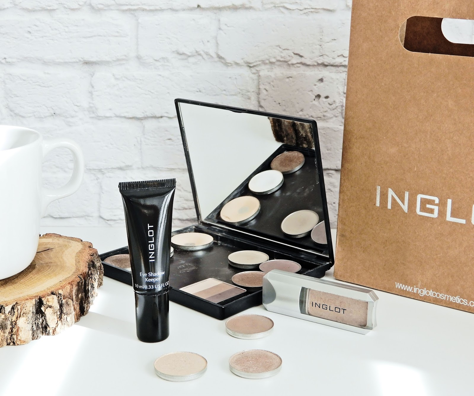 INGLOT Eye Shadow Keeper, baza po cienie Inglot, Inglot,