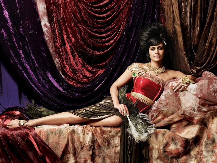 Mandira Bedi Hot On Gaja Jewellery Photshoot Bare Back Shw Stunning Pics - Sabwoodcom-7925