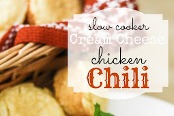 Easy Slow Cooker Cream Cheese Chicken Chili Recipe