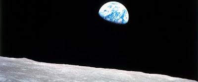 Ziemia widziana z Księżyca, Fot Nasa