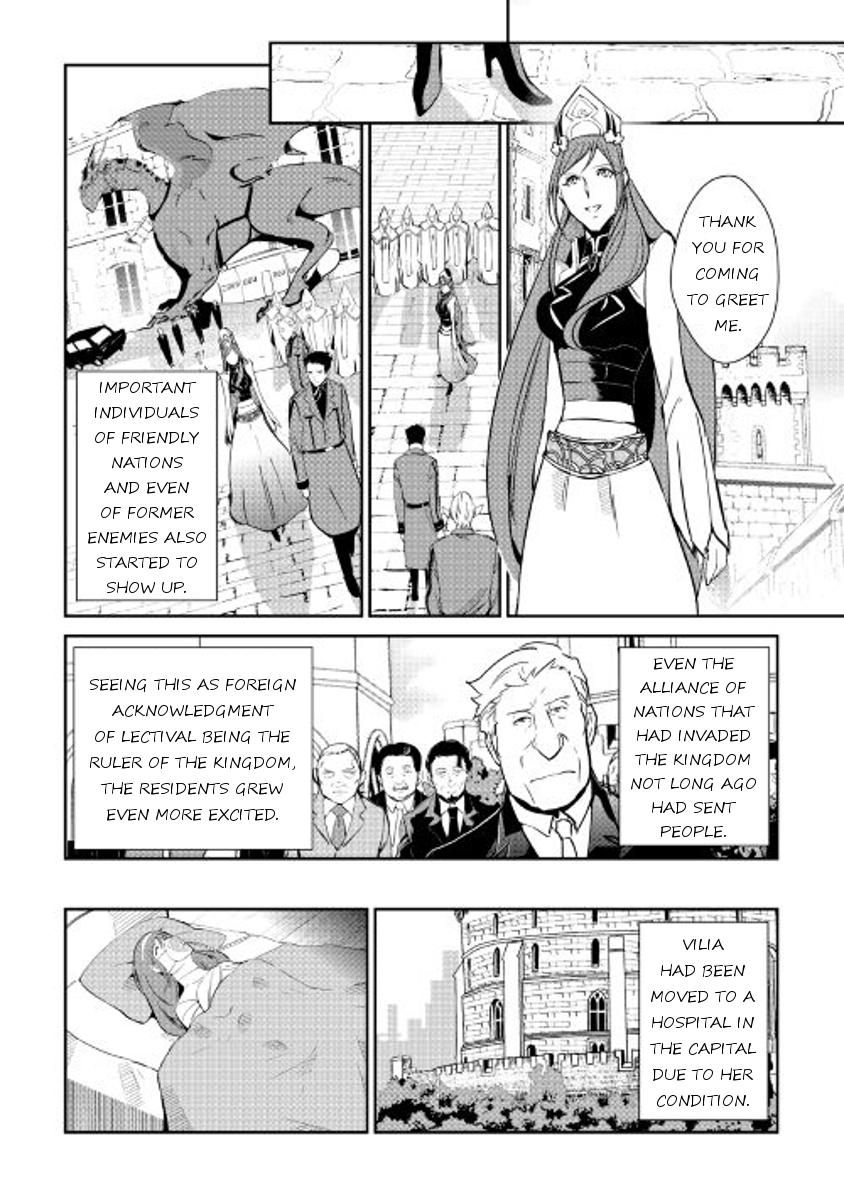 Shiro no Koukoku Monogatari - Chapter 41