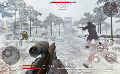 Call of Sniper WW2: Final Battleground v2.0.0 [MOD] Apk Free Download