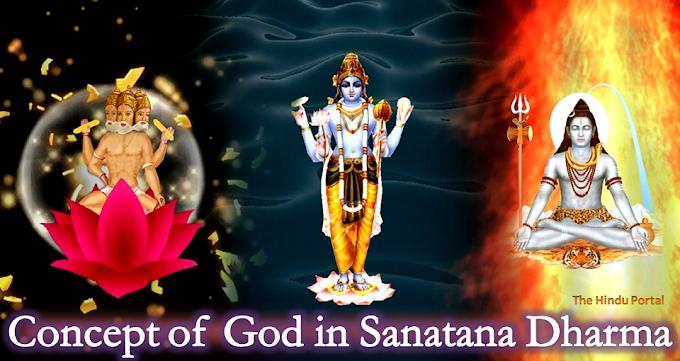 Concept of God in Sanatana Dharma