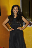 Flora Shaini looks super cute in black at Pelliki Mundu Prema Katha Trailer Launch 61.JPG