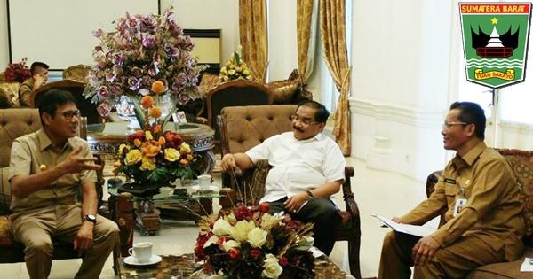 Jabatan Sekretaris Daerah Provinsi Sumatera Barat Dilelang