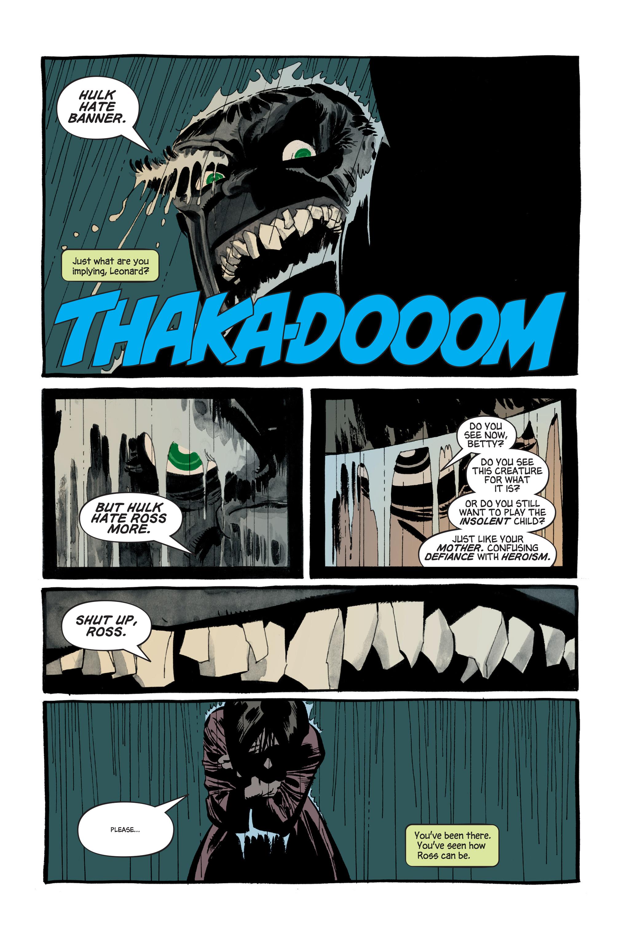 Read online Hulk: Gray comic -  Issue #6 - 14