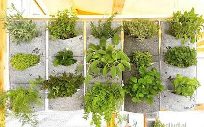 Wall Pocket Wall Planter