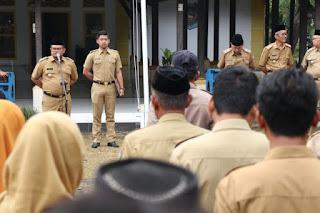 Bupati Indramayu Minta Selaraskan Pembangunan Hingga Desa