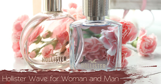 Hollister Wave For Him & For Her | Parfum - Review  | Beauty Blog von Fräulein ungeschminkt