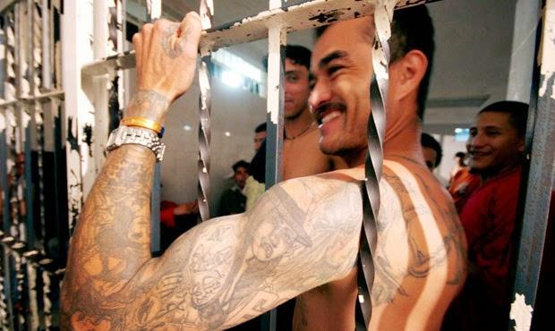 Como 'animales de circo': en las prisiones de México los capos de la droga