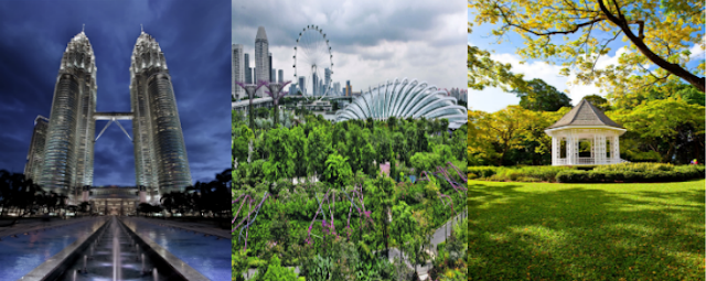 Singapore Malaysia Packages from Mumbai