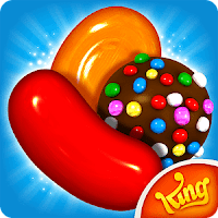 Candy Crush Saga - VER. 1.95.0.4 (Unlimited lives/Unlock all Levels/Score Multiplier) MOD APK