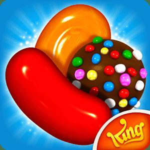 Candy Crush Saga - VER. 1.177.0.2 (Unlimited lives/Unlock all Levels/Score Multiplier) MOD APK