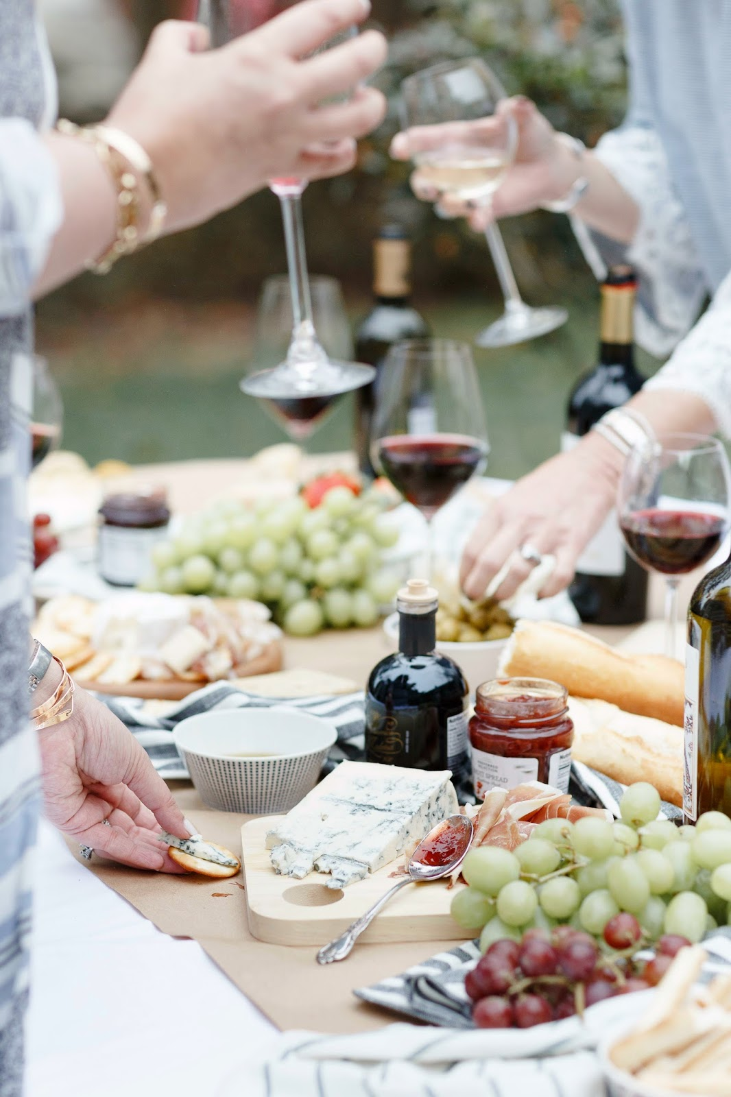 How To Plan a Gorgeous Wine and Cheese Party (without breaking the bank!)