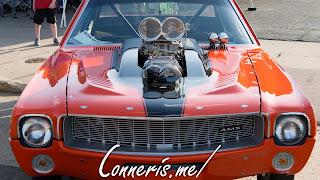 1968 AMX AMC Front