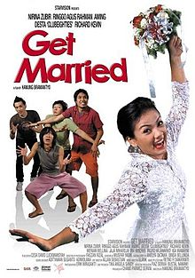 Film Komedi Indonesia Terbaik Get Married