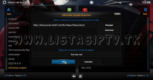 "Como Instalar o Add-on ""Magellan"" no KODI - Canais de Portugal, UK, México/Espenaha e mais"