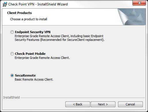 Checkpoint vpn secure client windows 7 64 bit download.