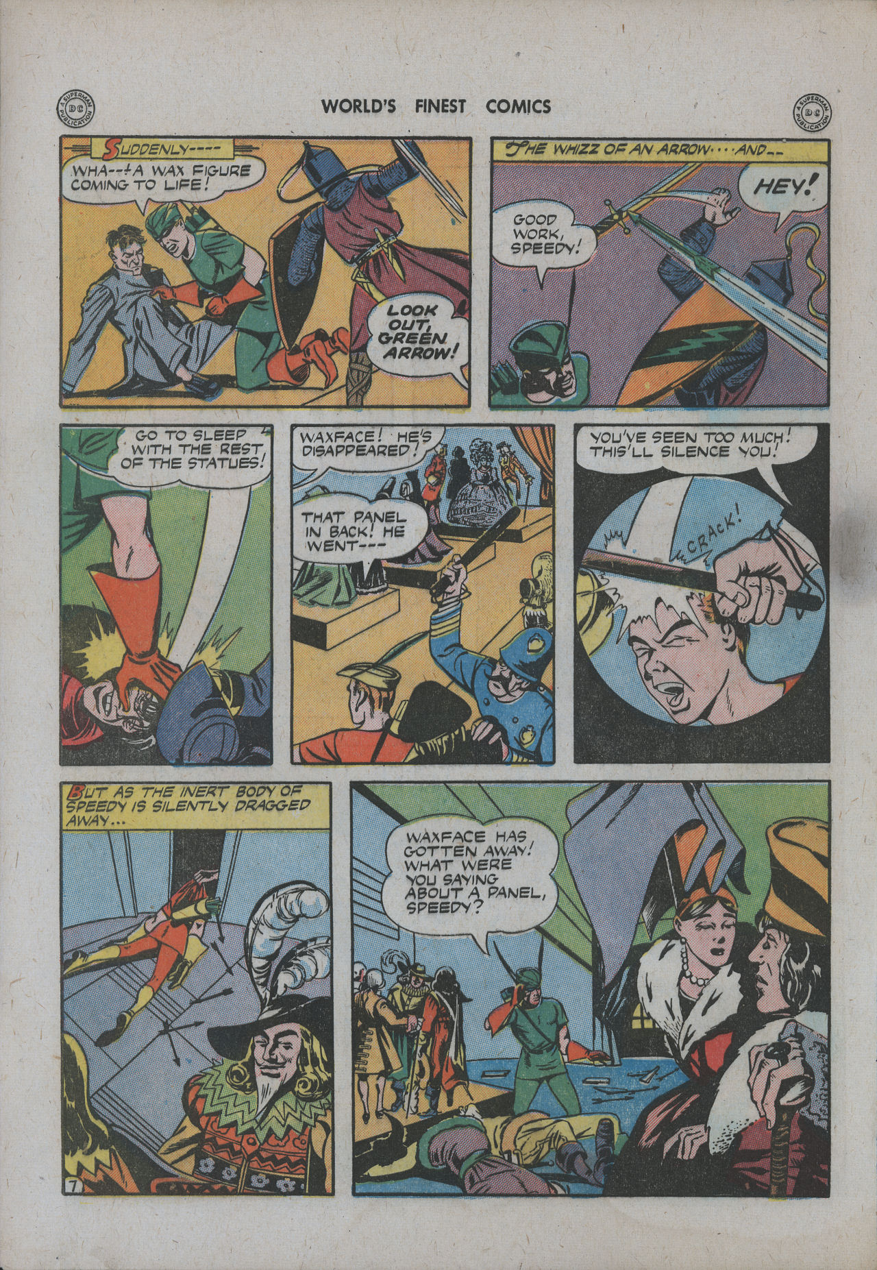 Read online World's Finest Comics comic -  Issue #15 - 43