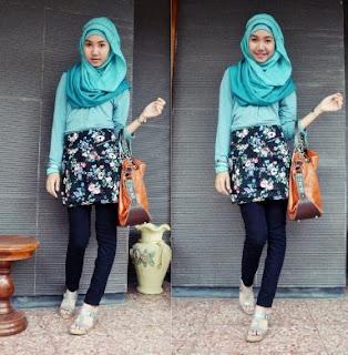 style hijab casual terbaru remaja