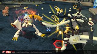 Digimon Master Online versi global 1